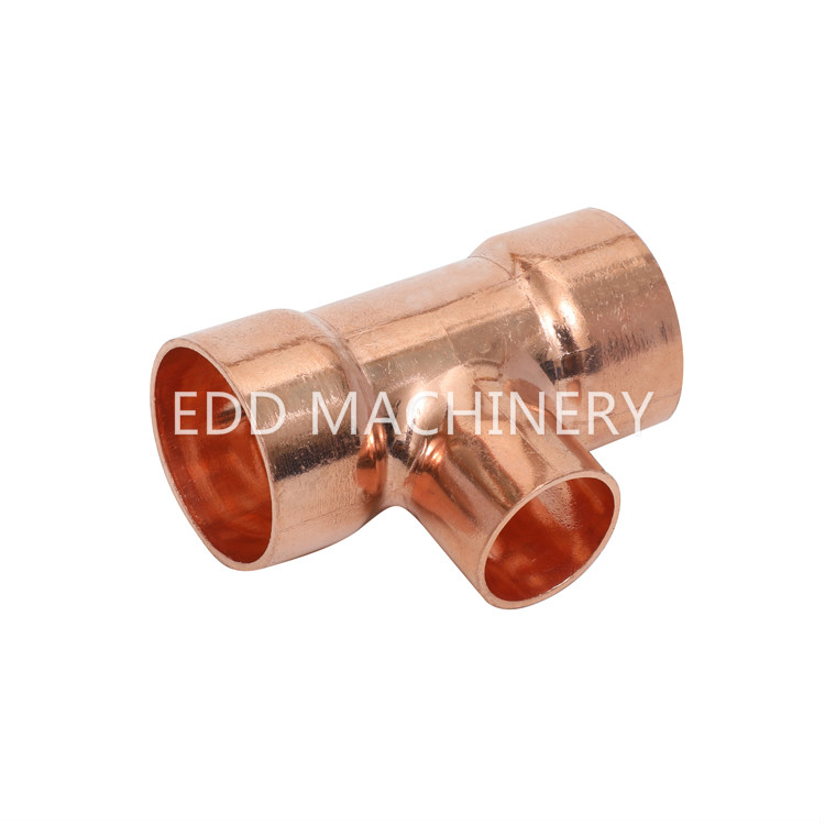 Reducing Tee Fittings made of copper