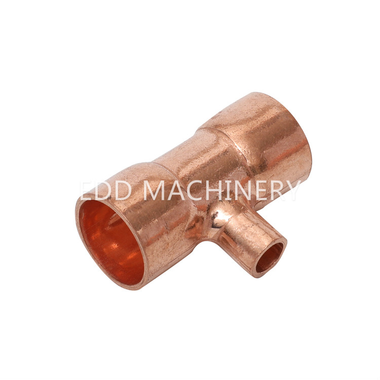 Copper Reducing Tee Fittings