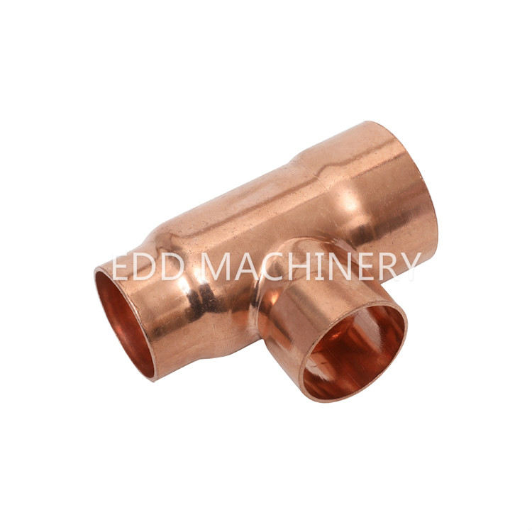 High Quality Copper Tee