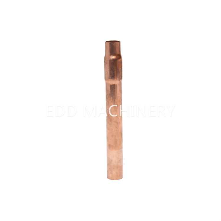 Copper male reducer