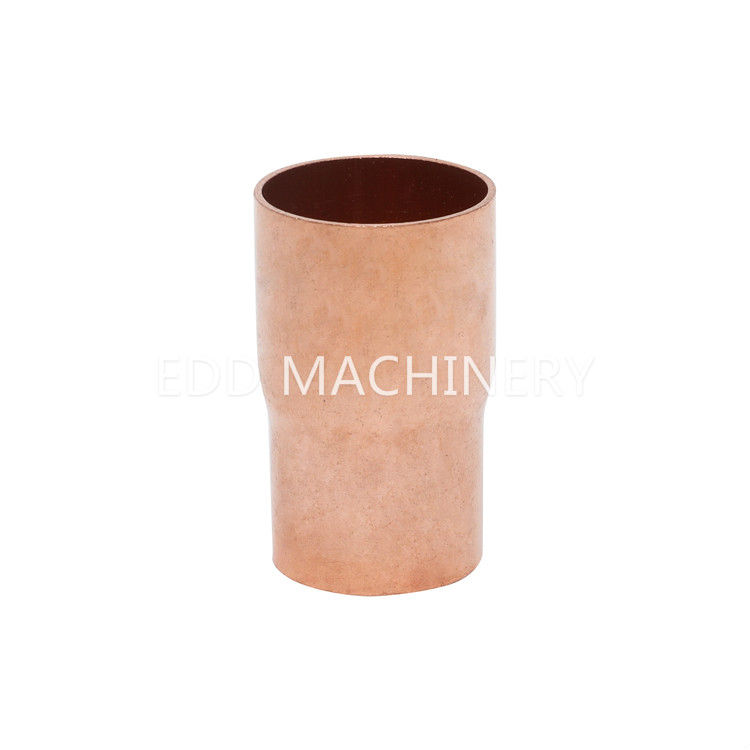 Copper tube hedging