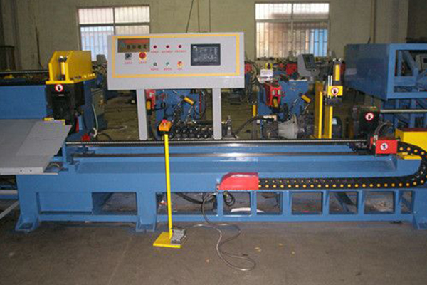 cut metal machine
