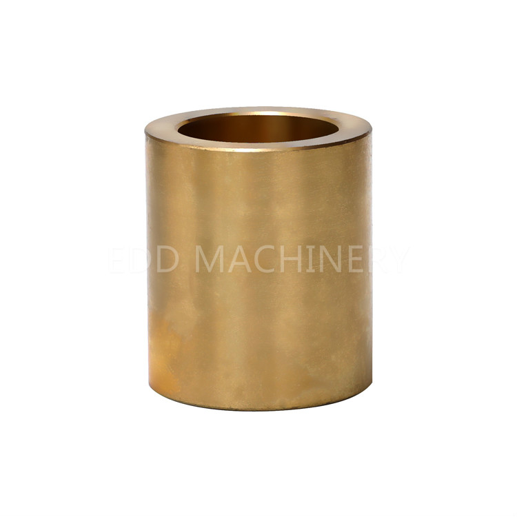 Oil-containing copper sleeve