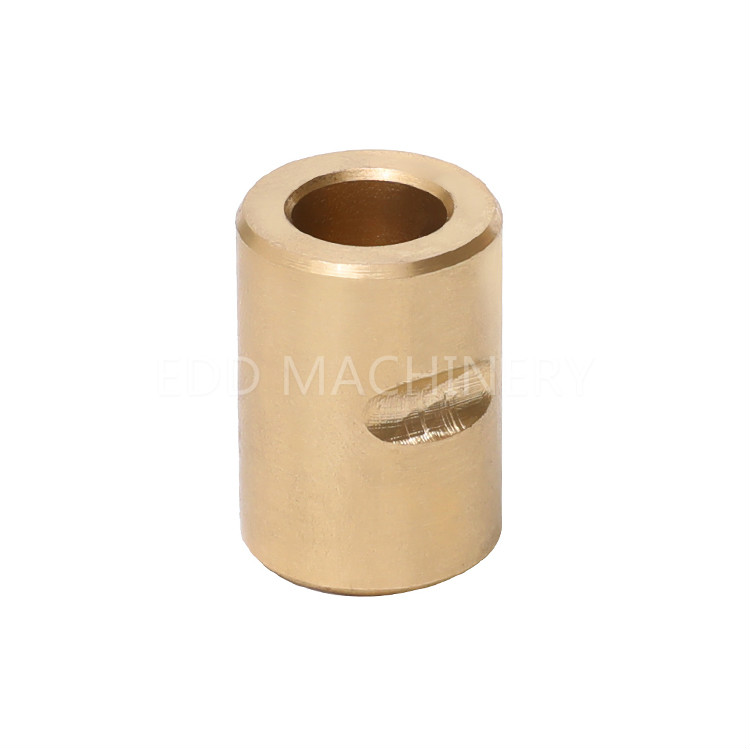 Large caliber brass sleeve